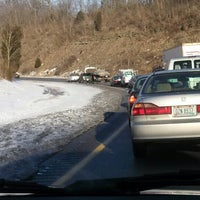 Photo taken at I-74 Exit 5 & I-275 Exit 25 by Terry M. on 2/18/2014