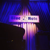 Photo taken at Blue Note by shun m. on 6/15/2013