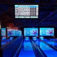 Photo taken at Lucky Strike Lanes by Deborah S. on 5/22/2012