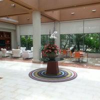 Photo taken at Doubletree by Hilton San Juan by Michael A. on 6/7/2013
