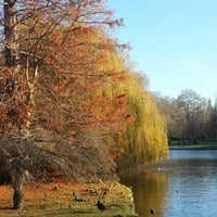 Photo taken at St James's Park by Kirill K. on 12/4/2012
