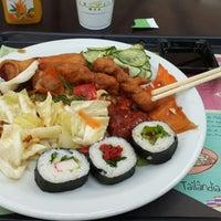 Photo taken at Jin Jin Wok Gastronomia Asiática by Rafael C. on 9/16/2013