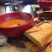Photo taken at Newk's Express Cafe by Eboné B. on 2/12/2013