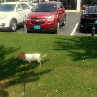Photo taken at Terry Cullen Southlake Chevrolet by Kat on 8/26/2013