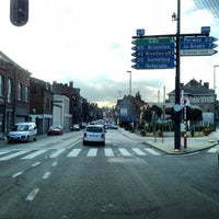 Photo taken at Saint-Servais by Adirlei F. on 8/14/2013