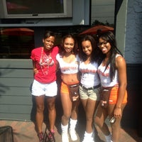 Photo taken at Hooters by Andi R. on 9/8/2013