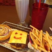 Photo taken at Smashburger by goko.usa on 1/25/2013