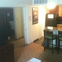 Photo taken at Residence Inn Dallas Market Center by Mitchell K. on 4/24/2013