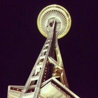 Photo taken at Space Needle by Nancy N. on 7/22/2013