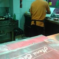 Photo taken at Sandwicheria El sabor de Toñito by cesar ricardo a. on 8/29/2013