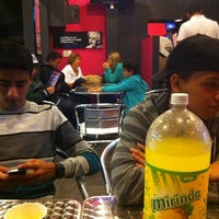 Photo taken at Monster Pizza by Luis Fdo F. on 6/6/2013
