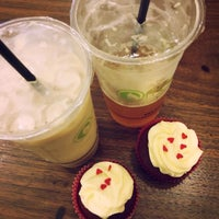 Photo taken at Moonleaf Tea Shop by Pat C. on 10/11/2014