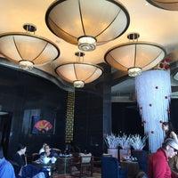 Photo taken at Tea Lounge at Mandarin Oriental, Las Vegas by Georgia on 12/19/2015