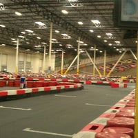 Photo taken at K1 Speed Ontario by Aaron W. on 11/16/2012