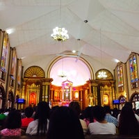Photo taken at St John the Baptist Parish Church by Weng T. on 8/23/2015