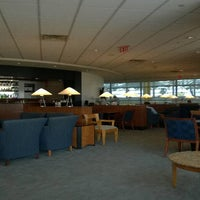 Photo taken at Delta Sky Club by Heng J. on 7/29/2014