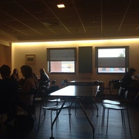 Photo taken at DCU Business School by Pauline S. on 4/22/2015