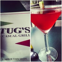 Photo taken at Tug's by Peanut on 4/21/2014