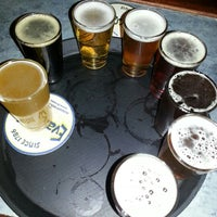 Photo taken at C.H. Evans Brewing Co. at the Albany Pump Station by Debbie G. on 1/19/2013