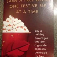 Photo taken at Starbucks by Lisa P. on 11/26/2013