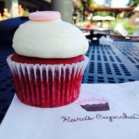 Photo taken at Kara's Cupcakes by Courtney D. on 5/24/2014