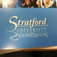 Photo taken at Stratford University- Woodbridge Campus by Michael T. on 3/16/2013