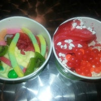 Photo taken at Froyo Love by Melanee T. on 6/29/2013