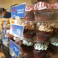 Photo taken at Cupcake and Things Bakery by Jacie K. on 11/4/2013