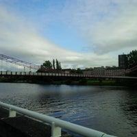 Photo taken at Glasgow by Malak N. on 7/15/2013