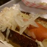 Photo taken at Grub Sandwich Shop by Shawn T. on 1/27/2013