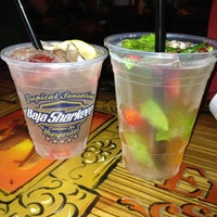 Photo taken at Baja Sharkeez by Kyle C. on 7/19/2013