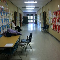 Photo taken at Todd Lane Elementary School by Terrence H. on 11/8/2013