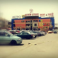 Photo taken at Seven Stars Mall by 5th S. on 6/3/2013