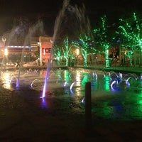 Photo taken at Discovery Green by Zach D. on 1/27/2013
