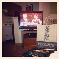 Photo taken at TownePlace Suites Charlotte Arrowood by Becky R. on 4/10/2013