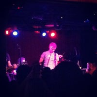 Photo taken at Water Street Music Hall by Kim M. on 5/18/2013