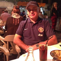 Photo taken at Covent Garden Sofra Restaurant by Adel A. on 8/31/2013