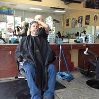 Photo taken at Haircut Place by rosedobbs on 6/9/2013