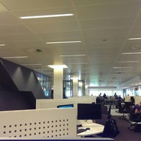 Photo taken at Tilburg University Library by Igor F. on 9/1/2014