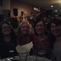 Photo taken at Bistro 135 by Mari R. on 4/10/2014