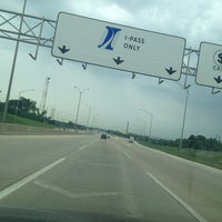 Photo taken at Toll Plaza 61 by VisuaLStimuluS A. on 6/15/2013