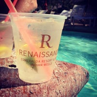 Photo taken at Renaissance Indian Wells Resort & Spa by Erin M. on 4/28/2013