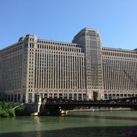Photo taken at The Merchandise Mart by M & M. on 7/11/2013