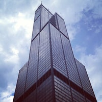 Photo taken at Willis Tower by LEVEL 13 on 7/17/2013