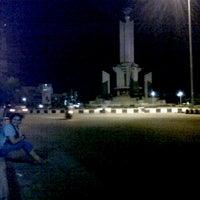 Photo taken at Simpang Empat Banjarbaru by roulin 4. on 7/18/2013