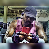 Photo taken at 24 Hour Fitness by Tha D. on 2/18/2016