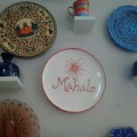 Photo taken at Mahalo Cozinha Criativa by Felipe C. on 6/10/2013