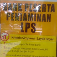 Photo taken at Bank Mandiri by Andry S. on 7/27/2013