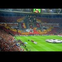 Photo taken at Türk Telekom Arena by Gökhan G. on 9/17/2013