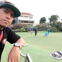 Photo taken at Inna Grand Bali Beach Hotel by Derek Z. on 9/19/2016